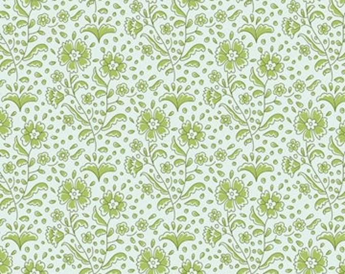 TILDA Bird Pond Mila Sage Green 100095