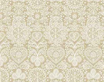 Christmas Scandi 1784Q - 1/2yd