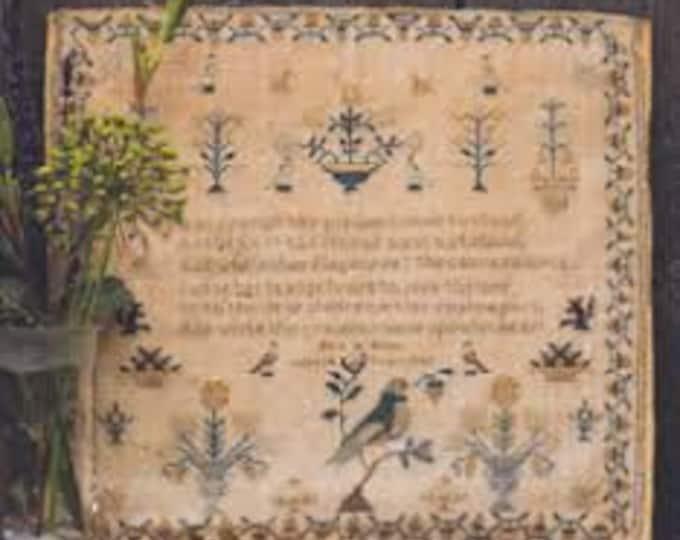 Mary Bunce 1846 - GiGiR - Chart