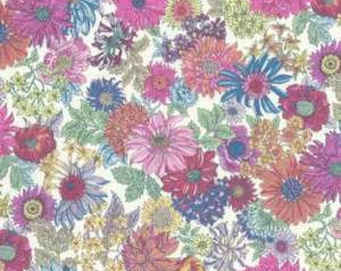 Lecien - Memoire a Paris 2017 Lawn - 4073810 - 1/2 yard
