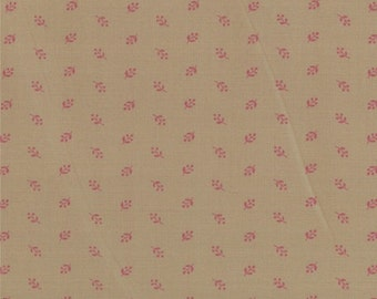 Floral Gatherings Pink Bud M110829 - 1/2yd