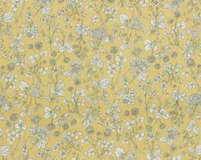 Lecien - Memoire a Paris 2017 Lawn - 4074150 - 1/2 yard