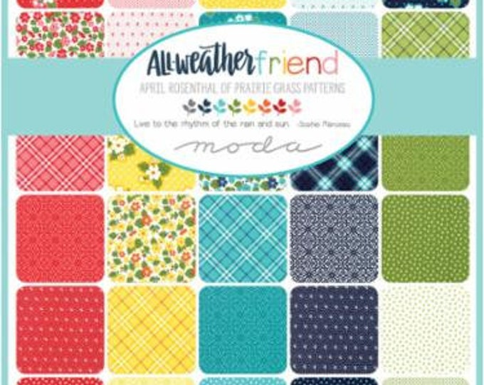All Weather Friend - 30 x FQ Bundle