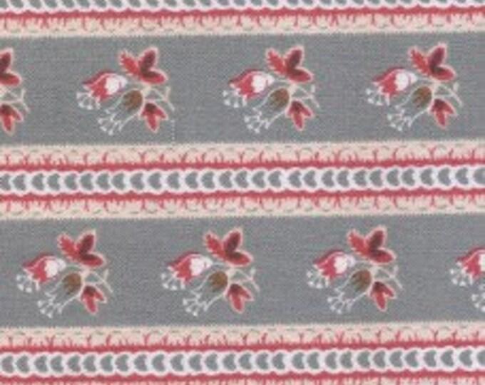 Dutch Heritage Indian Rhapsody Stripe 2037 - 1/2yd