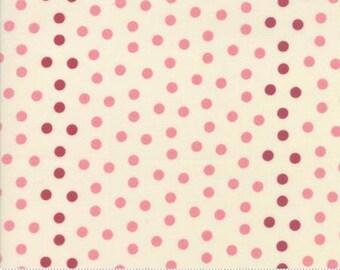 Sweet Blend - Polka Dot Sweet Berry 4229512 - 1/2 yard