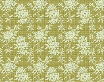 TILDA HARVEST - Flower Bush Green 481504