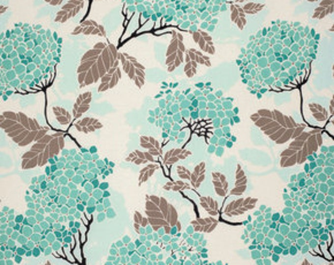 Birch Farm by Joel Dewberry - Hydrangea Egg Blue 1 yd