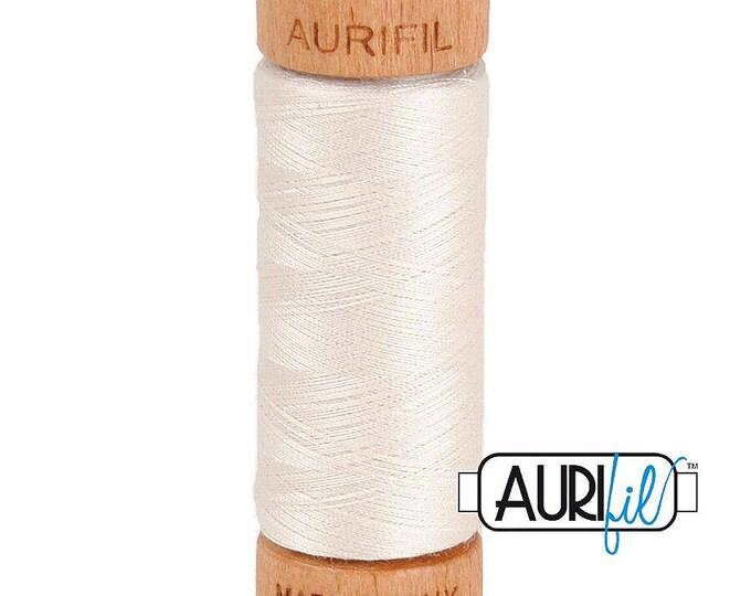 Aurifil 80wt -  Muslin 2311
