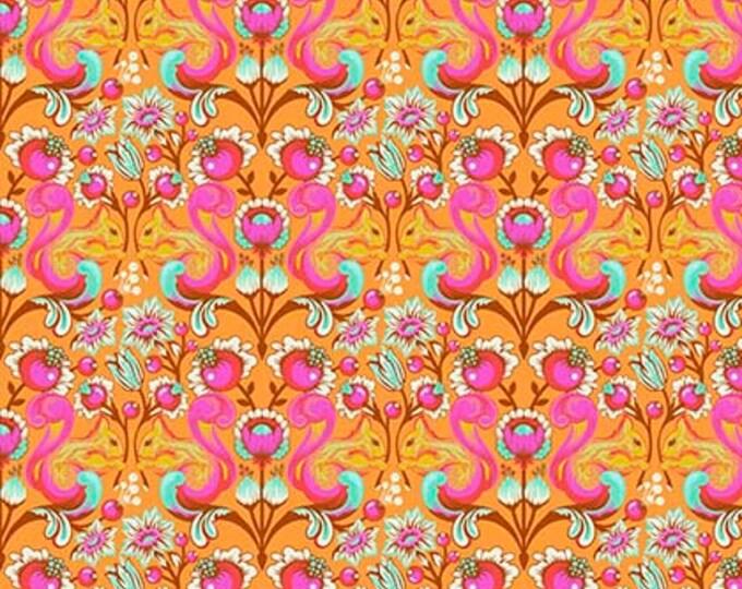 Tula Pink All Stars - PWTP028 Begonia Squirrel - 1/2yd