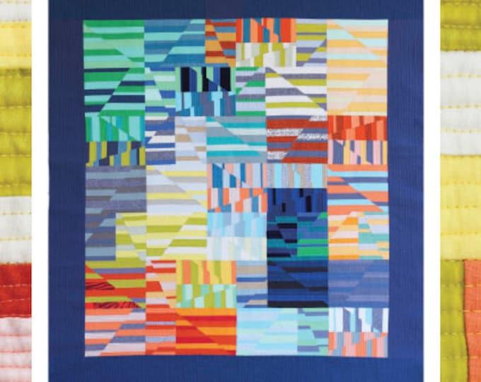 Aerial Quilt Pattern - Carolyn Friedlander - Quilt Pattern