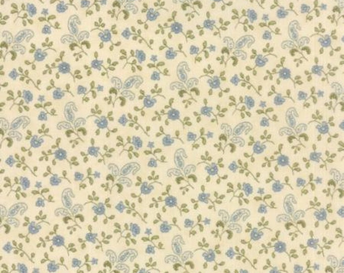 Country Orchard by Blackbird Designs - Wind Blown Morning Sky - 1/2yd