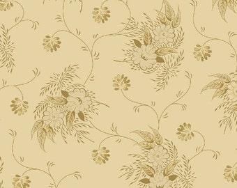 Enduring Legacy - Texture Floral Tan