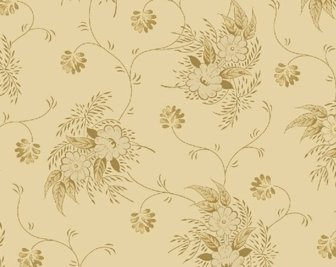 Enduring Legacy - Texture Floral Tan