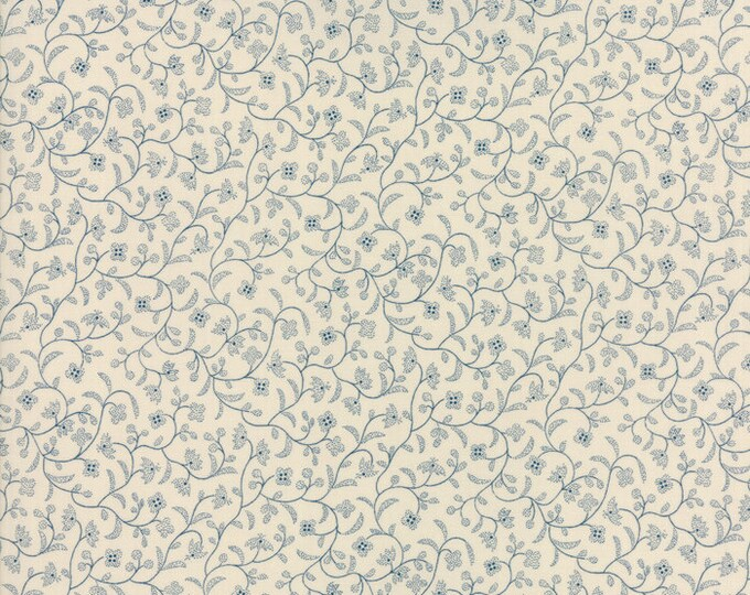 Regency Blues 4230323 - 1/2yd