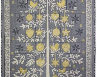 Scandi Advent Calendar 1970CS - Fabric Panel