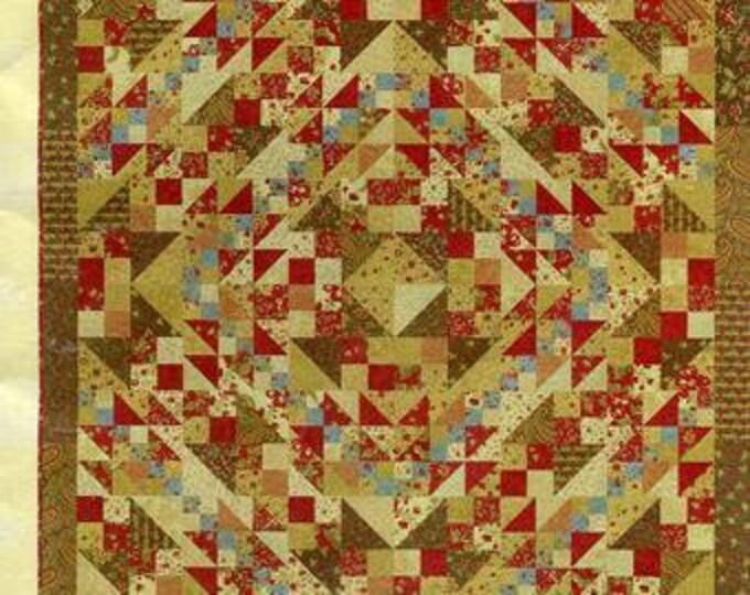 Chocolat by Miss Rosie - Quilt Pattern