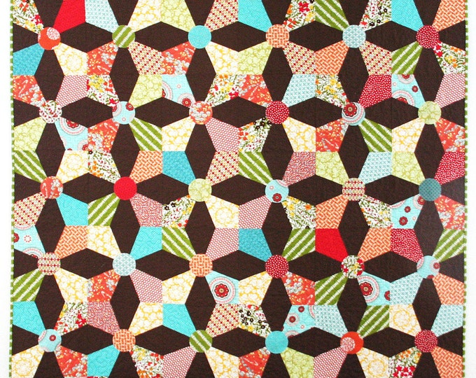 Kaleidoscope 119 by Cluck Cluck Sew