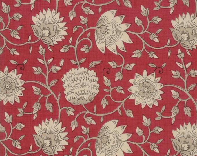 La VIe en Rouge - L'Amour Garance 1382215 - 1/2yd