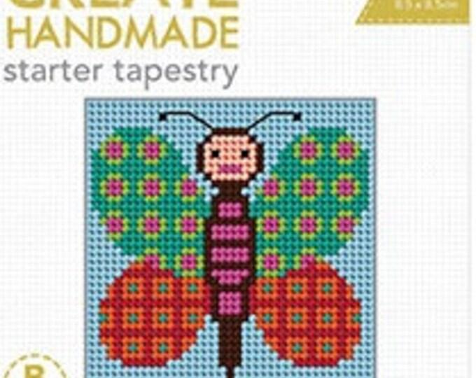 Cross Stitch Starter Kit - Butterfly