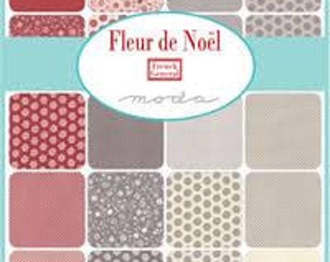 Fleur de Noel by French General - Layer Cake