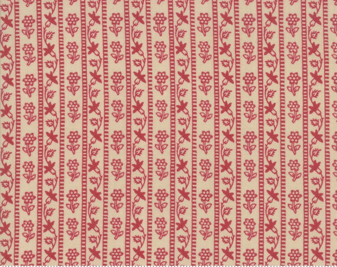 Chafarcani - French General - 1385419 Rouge Oyster - 1/2yd