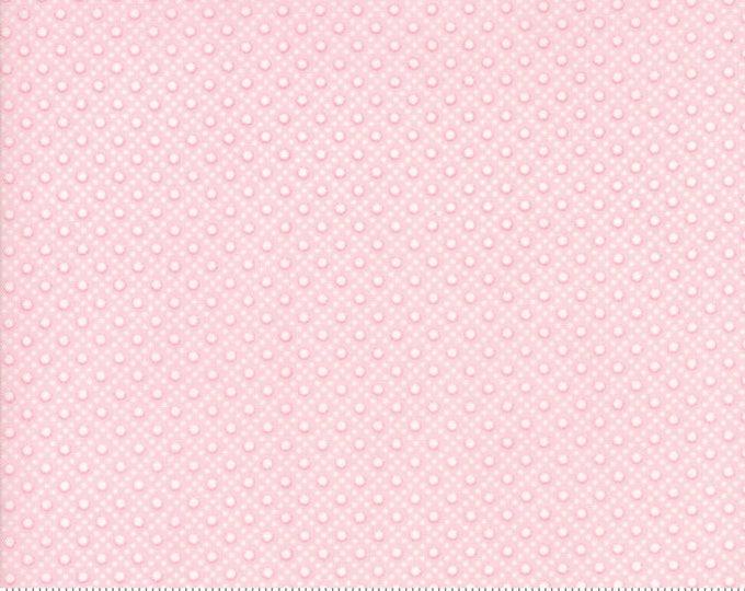 Caroline -  Quilted Hobnail Pink 1865414 - 1/2yd