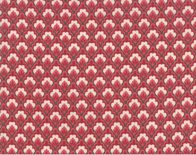 Chafarcani - French General - 1385111 Rouge - 1/2yd