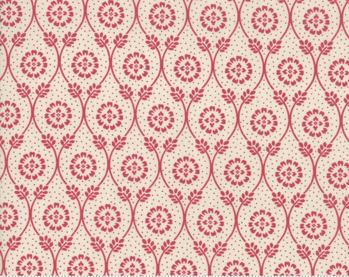 Chafarcani - French General - 1385212 Rouge Pearl  - 1/2yd