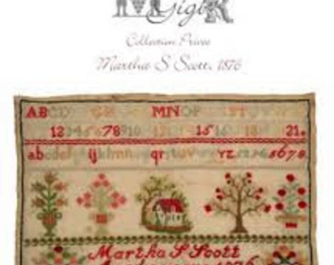 Martha S Scott 1876 - GiGiR - Chart