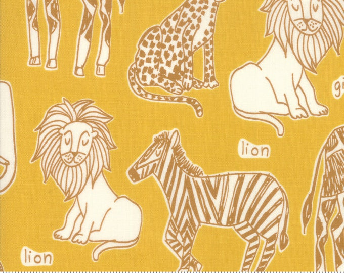 Safari Life 2064218 - 1/2yd