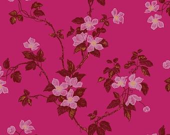 Florence Broadhurst Romantic Rebel L01405-1 - 1/2yd