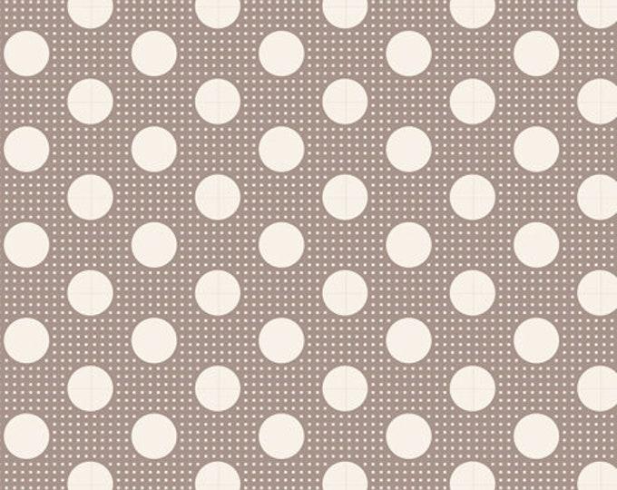 TILDA Medium Dots Grey 130012