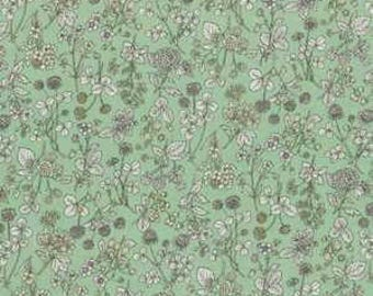 Lecien - Memoire a Paris 2017 Lawn - 4074160 - 1/2 yard