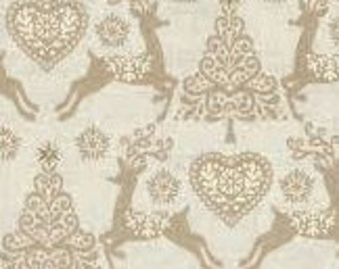 Christmas Scandi 1782Q - 1/2yd