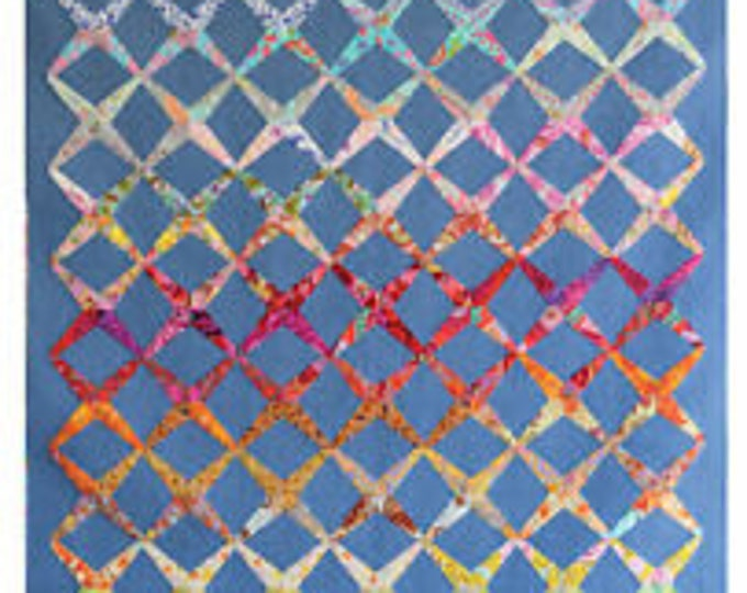 Sessoms Quilt Pattern - Carolyn Friedlander - Quilt Pattern