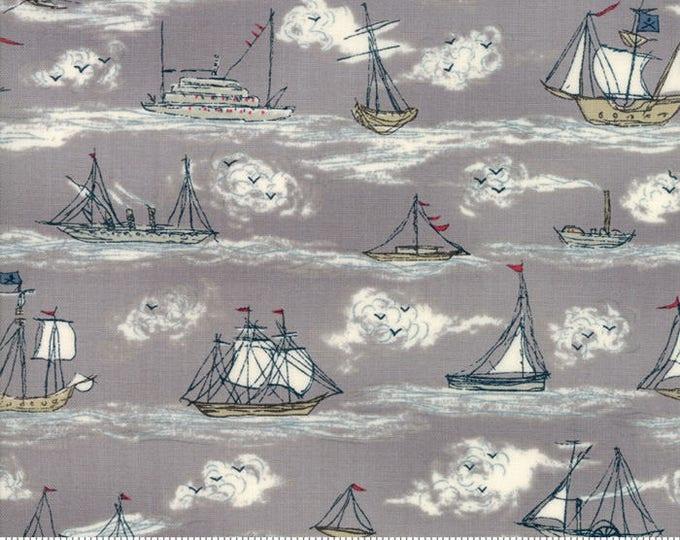 Ahoy Me Hearties 143213 - 1/2yd