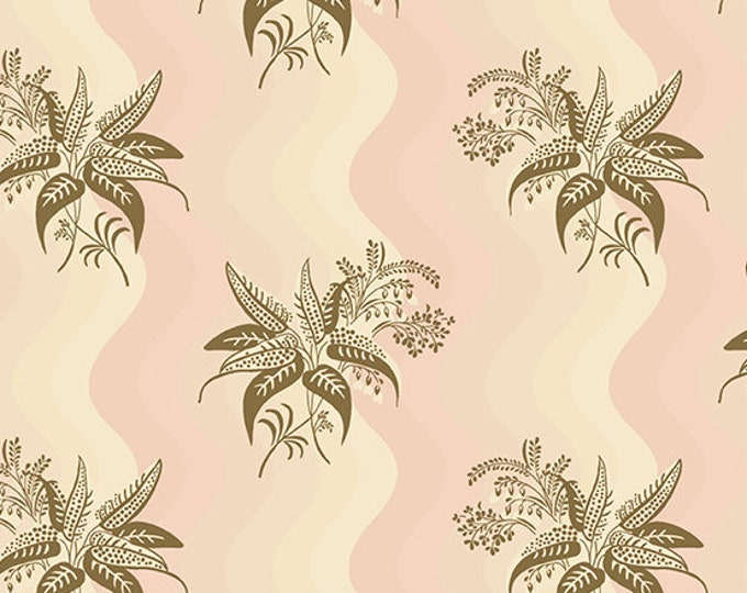 Windermere by Di Ford Hall - Buds Rose  8918E  - 1/2yd