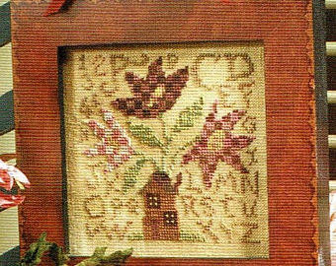Bloom Where You Are Planted - Birds of a Feather - Cross Stitch Chart