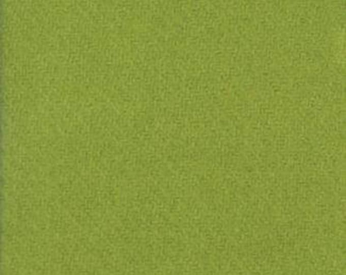 Moda 100% Wool Pistachio  5481043 - 1/2 yd x 54 inches