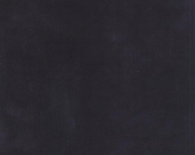 Primitive Muslin Flannel Midnight Blue - 1/2yd
