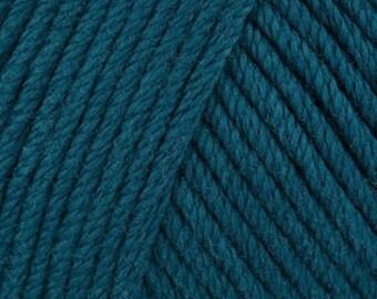 DMC Natura Medium - Aran/10ply - Blue 332.177