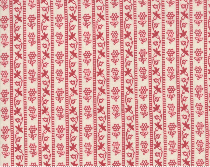 Chafarcani - French General - 1385413 Rouge Pearl - 1/2yd