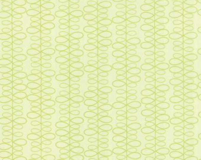 For You Leaves Apple - 1/2yd