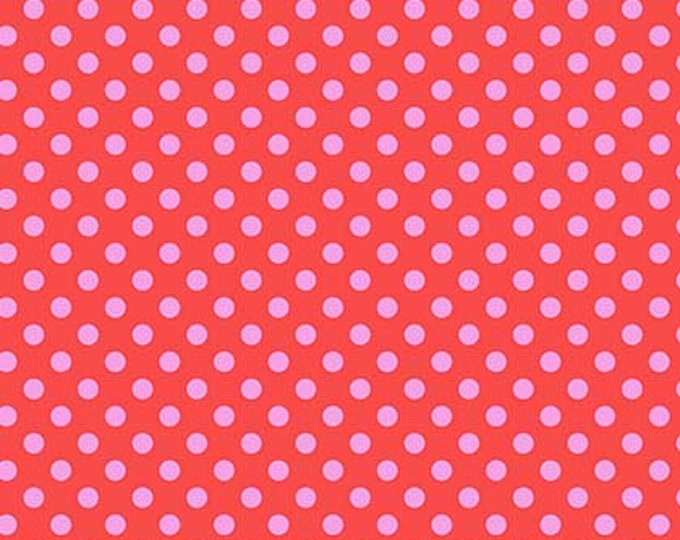 Tula Pink All Stars - PWTP118 Poppy - 1/2yd
