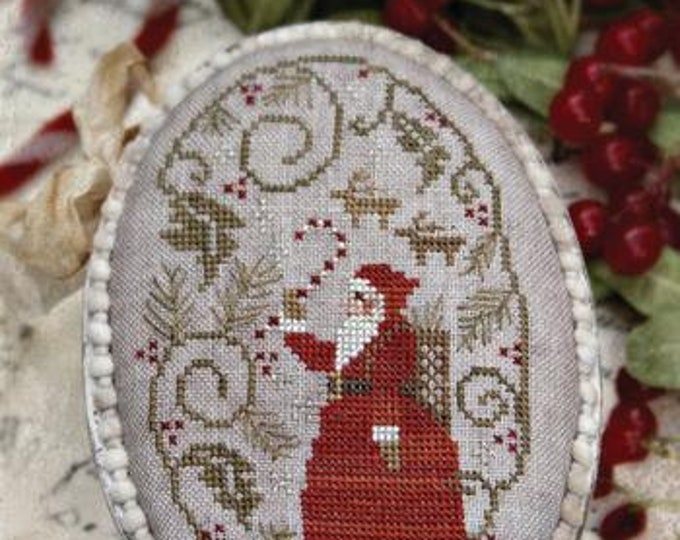 Jingle All the Way - With Thy Needle And Thread - Cross Stitch Chart