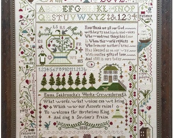 A Saviour's Praise - Shakespeare's Peddler - Cross Stitch Chart