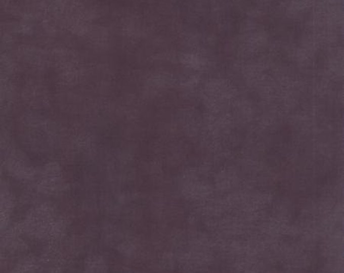 Primitive Muslin Flannel Grape Purple - 1/2yd