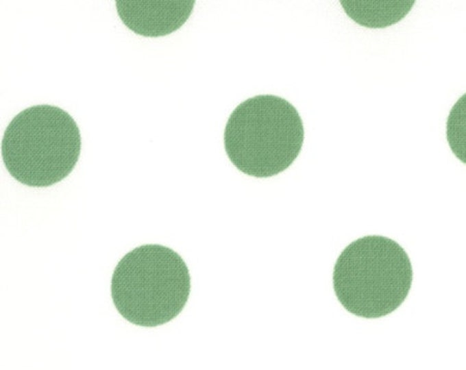 Moda Disc Dottie Kelly Green - 1/2yd