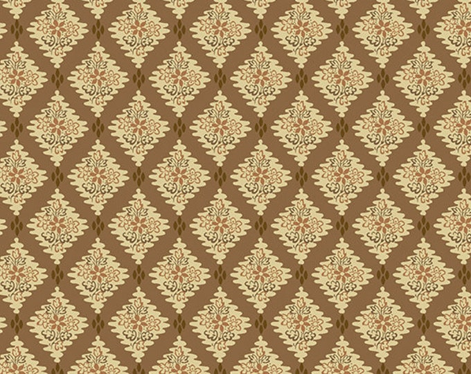 Windermere by Di Ford Hall - Plaid Khaki 8926EN - 1/2yd