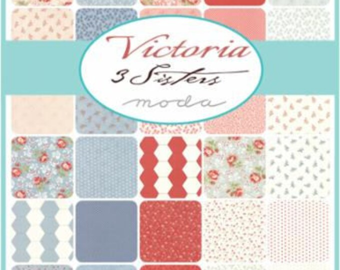 Victoria by 3 Sisters- 34 x FQ Bundle